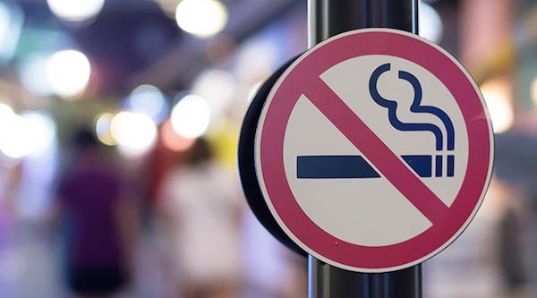 سیگار کشیدن ممنوع