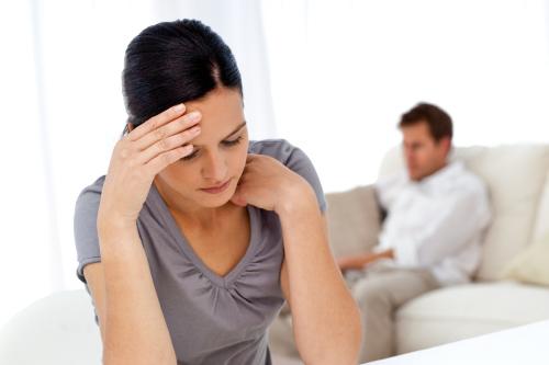 عدم توجه مرد به زن در زندگی مشترک
