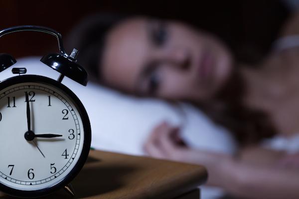 ارگاسم و بی خوابی