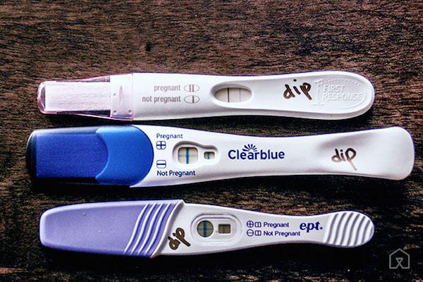 معنی تست حاملگی