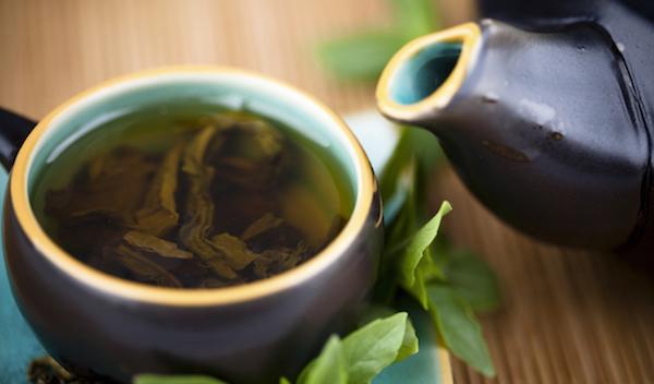 چای سبز کاهش دهنده بیماری قلبی