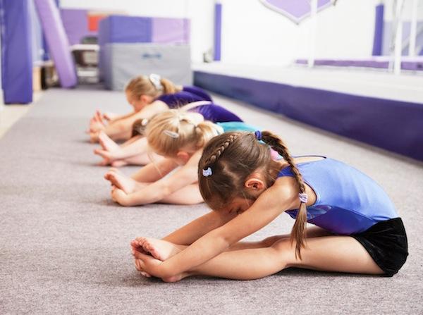 حرکات کششی کودکان