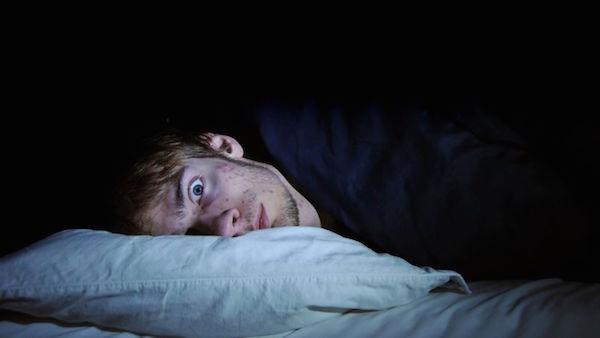 بیخوابی شبانه