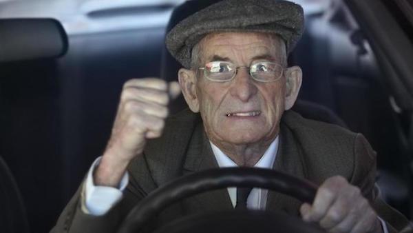 رانندگی در پیری