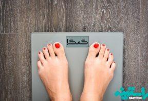 عدم کاهش وزن