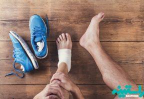 آسیب دیدگی ورزشی