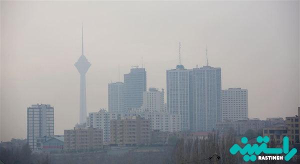 آلاینده هوا