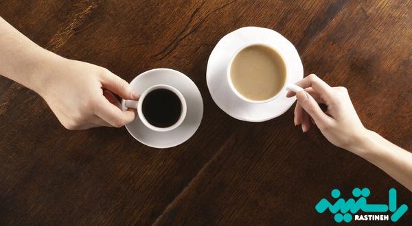قهوه و الکل