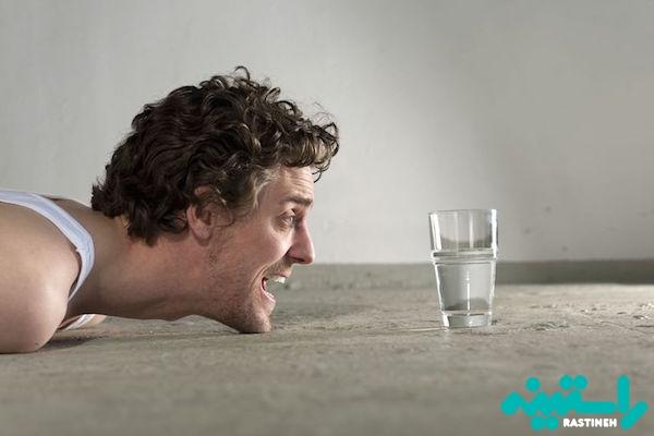 آب نخوردن