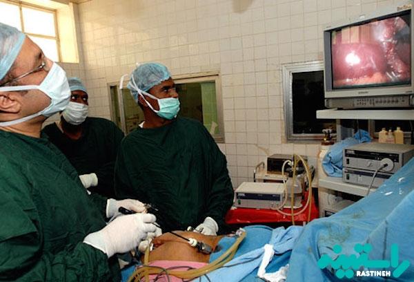 عمل جراحی سرطان روده