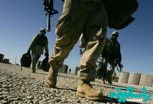 سربازان در معرض خطر