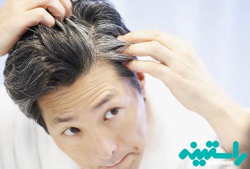 موهای جو گندمی دائمی ژنتیکی