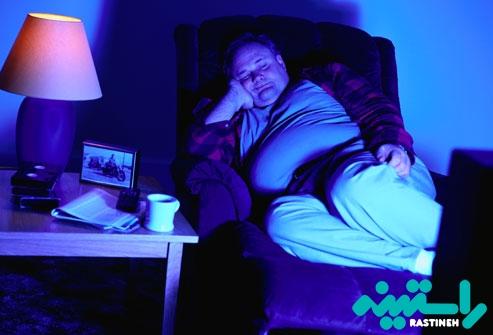 بهداشت خواب ضعیف