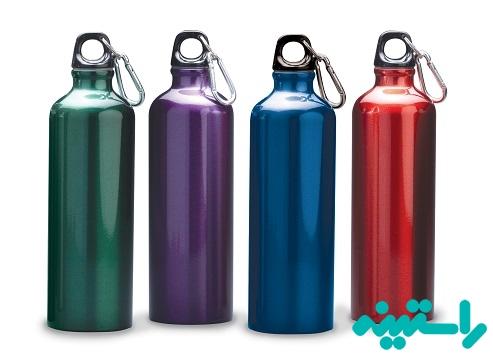 بطری های آب قابل استفاده مجدد