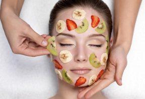 ماسک های گیاهی و میوه ای