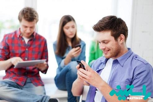 تکنولوژی و اعتیاد به اینترنت