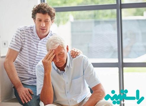 آلزایمر و زندگی روزانه