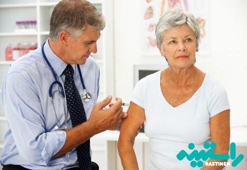 واکسیناسیون بزرگسالان