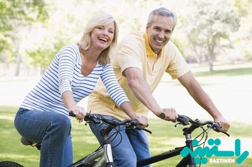 ورزش با همسر خود