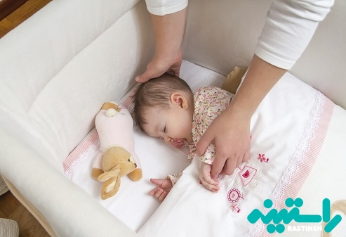 نکاتی برای تنظیم خواب نوزاد