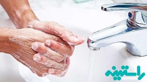 آب لوله کشی و رعایت بهداشت