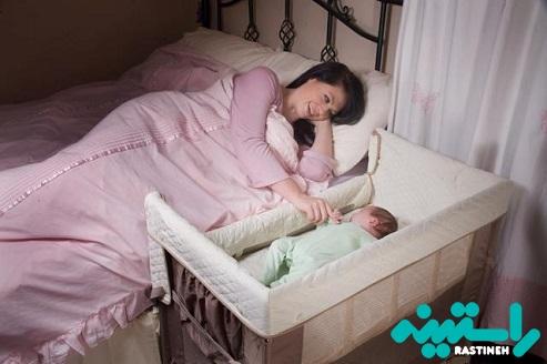 سایر نکات برای خواب نوزاد
