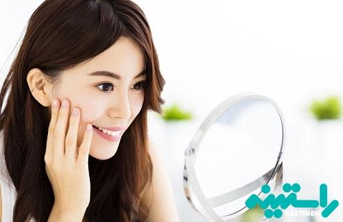 تمیزی و شفافیت پوست