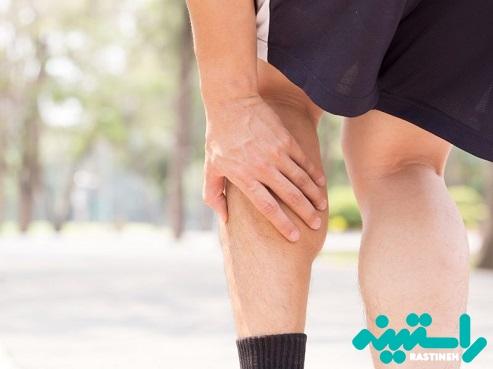 گرفتگی عضلات پشت ساق