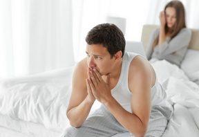 اختلال عملکرد نعوظ در مقابل میل جنسی ضعیف