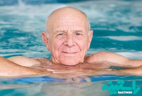 شنا و ورزش های آبی
