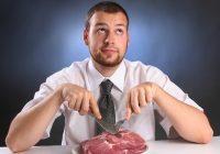 کبد چرب غیر الکلی با مصرف گوشت