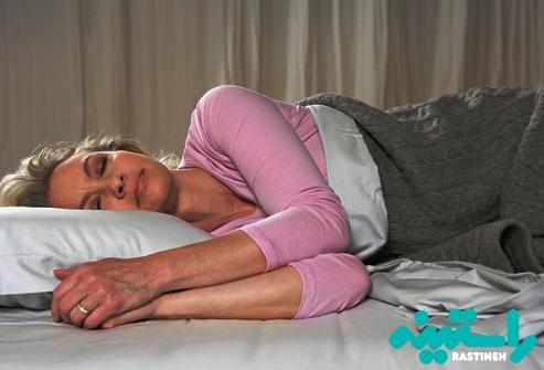 انتخاب بهترین موقعیت خواب