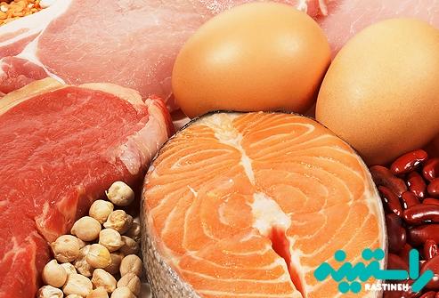 چه مقدار پروتئین مصرف کنیم؟