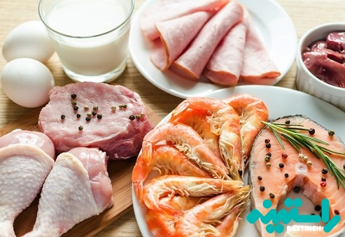 خطر کبد چرب غیر الکلی با مصرف گوشت