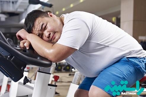 کاهش وزن و تغییرات شیوه ی زندگی
