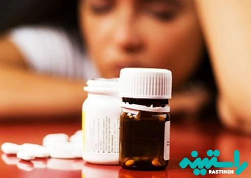 خطر خودکشی در داروهای ضد افسردگی