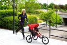 قدم زدن با کالسکه بچه