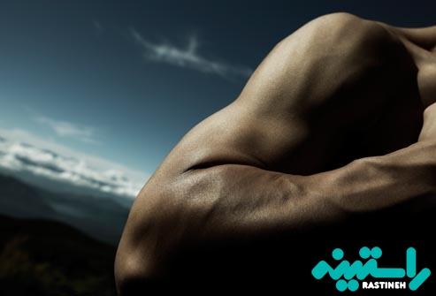 تستوسترون پایین و بدن