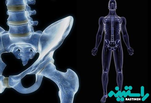 تستوسترون پایین بر استخوان ها تاثیر می گذارد