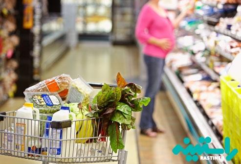 رژیم غذایی سالم و مغذی
