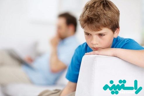 دوران کودکی و بیماری روانی