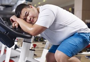 رابطه ورزش و اضافه وزن
