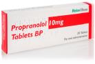 موارد مصرف پروپرانولول