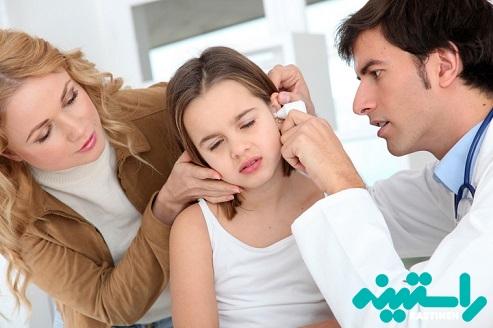 عواقب عفونت گوش