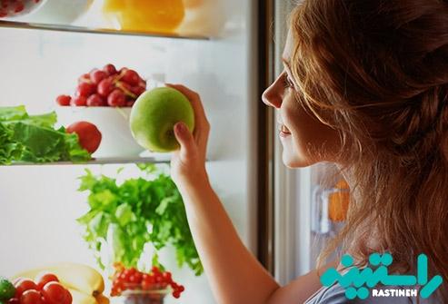 ذخیره سازی مواد غذایی