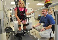 دستگاه رباتیک برای راه رفتن