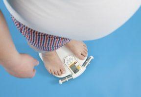 افزایش وزن میانسالی