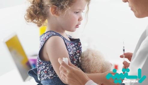 واکسیناسیون فرزند