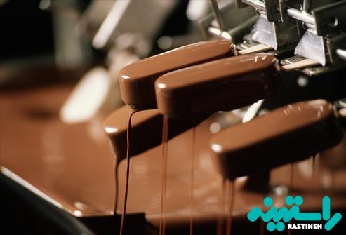 شکلات جهانی شد