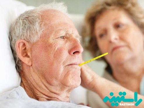 سرماخوردگی سالمندان